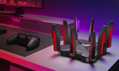 TP-Link's Archer GX90 AX6600 Wi-Fi 6 gaming router is available now