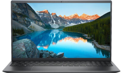 Dell Inspiron 15 5518 laptop in review: The CPU is slowed down