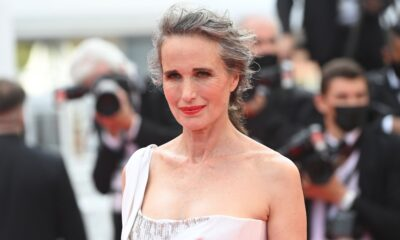 Andie MacDowell on Childhood Trauma and PTSD: 'It's in Your Bones'