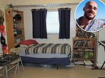 PICTURED: Inside the bedroom of Brian Laundrie as search continues for boyfriend of Gabby Petito
