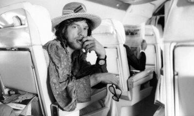 Mick Jagger's Effortlessly Cool Life in Photos