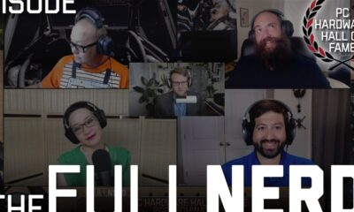 The Full Nerd ep. 191: 3rd annual PC Hardware Hall of Fame