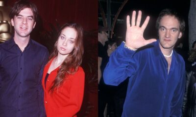 Fiona Apple Quit Cocaine After An 'Excruciating' Night With Quentin Tarantino and Paul Thomas Anderson