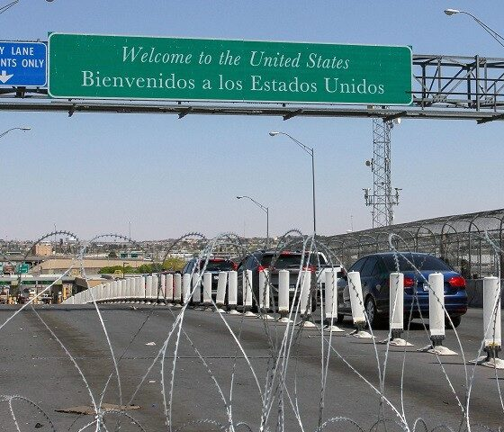 14 Mexican Soldiers Detained by U.S. CBP After Incursion at Texas Border