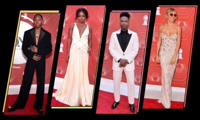 Tony Awards 2021: See All the Can't Miss Looks from the Red Carpet