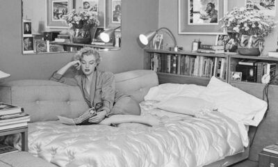 Rare Vintage Photos of Old Hollywood Stars at Home