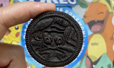 Limited edition Pokémon Oreos are selling for thousands of dollars on eBay, the Mew Oreo is the rarest of them all