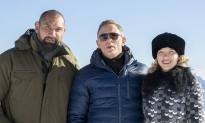 Dave Bautista Explains What Really Happened When Daniel Craig Broke His Nose