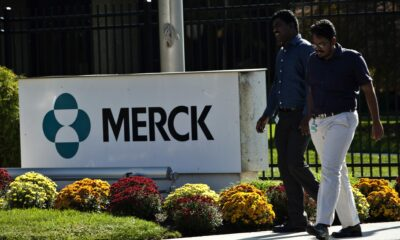 Stocks making the biggest moves premarket: Merck, Lordstown Motors, Coty, Zoom and others