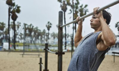Watch This Guy Try Calisthenics Athlete Chris Heria's Workout and Diet for a Day