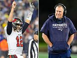 Brady beats Belichick! Tom's Bucs win, 19-17, in his first game back in New England