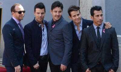 New Kids on the Block to launch 'Mixtape' tour in May 2022