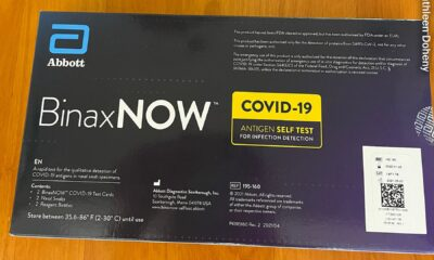 U.S. Spends $1 Billion to Make More Home COVID Tests Available