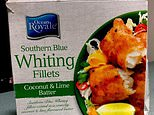 Aldi shopper causes outrage on Facebook over an 'odd' detail he noticed on a box of frozen fish