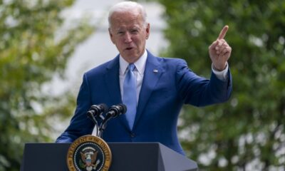 President Joe Biden becomes first president to proclaim Indigenous Peoples' Day