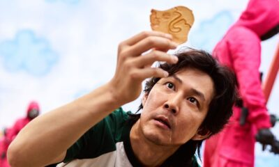 Watch the Cast of Squid Game Attempt the Dalgona Cookie Challenge
