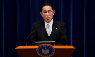 Japan's Kishida says tax aid to firms which raise wages a priority in wealth redistribution