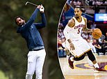 Ex-NBA star-turned college freshman JR Smith struggles in NCAA golf debut for North Carolina A&T