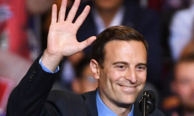 Nevada's Laxalt off to fast fundraising start in Senate bid in key state that's a top GOP 2022 target