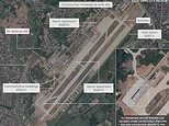 Satellite images show China has upgraded military bases facing Taiwan