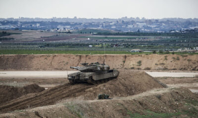 IDF arrests two Palestinians who planted bomb on Gaza border
