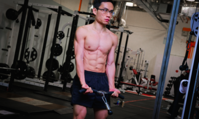 This Man Lost 35 Pounds and Got Shredded in 5 Months