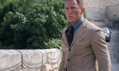In 'No Time To Die', James Bond is Finally Dressing His Age