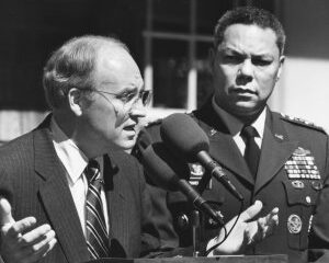 Former Secretary of State Gen. Colin Powell dies at 84: a look back