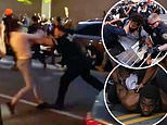 NYPD charge 65 cops misconduct during George Floyd protests abused authority used force lied swore