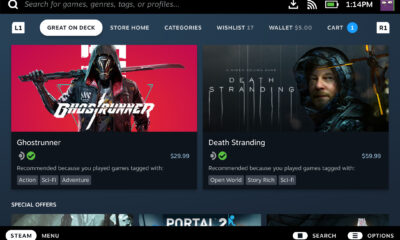 Valve's new verification program will make it easy to see if a game runs on Steam Deck