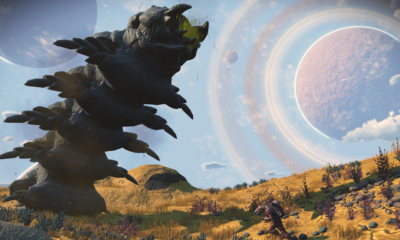 No Man's Sky's newest expedition adventure features lots of worms