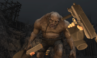 Resident Evil 4 in VR shouldn't work —but somehow it does
