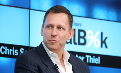 Peter Thiel: Bitcoin at $60k a sure sign political system is about to implode
