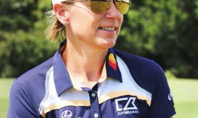 Revo Inks Partnership Deal with Golfing Great Annika Sorenstam Plans to Collaborate on Capsule Sunglass Collection