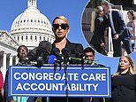 Paris Hilton details horrific abuse at care centers as teen at Capitol Hill press conference