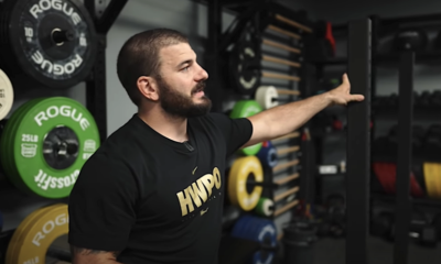 CrossFit GOAT Mat Fraser Shows Off Everything in His Home Gym