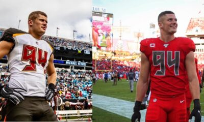 Out Gay NFL Player Carl Nassib Takes Time Off After Coach's Homophobia Exposed