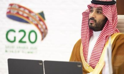 Saudi Arabia says it will reduce carbon emissions to net-zero by 2060