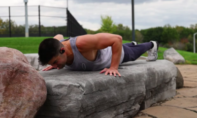 Here's What 1,000 Pushups in a Single Day Did to This Guy's Body