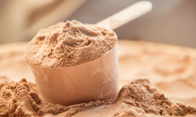 These 15 Protein Powders Will Help You Build Muscle