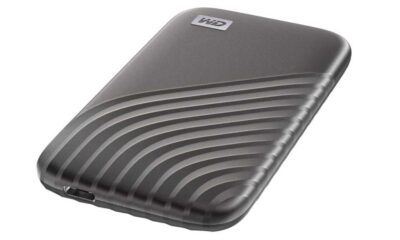 We adore this 2TB WD external SSD, and now it's $40 off