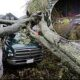 Nearly 500,000 outages reported as hurricane-force winds BATTER Massachusetts