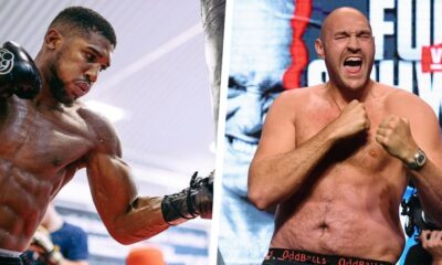 Anthony Joshua Accepts Tyson Fury's Offer to Train Him Under One Condition