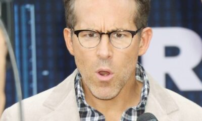 Ryan Reynolds and Rob McElhenney attend first Wrexham soccer game