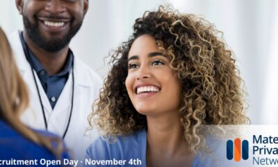 Join Mater Private Network for its Nursing Recruitment Open Evening on Nov. 4