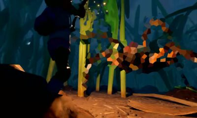 Grounded needs an asymmetrical mode where you can play as a spider