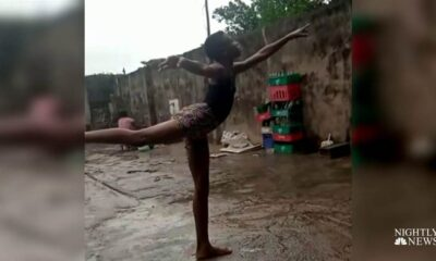 11-year-old ballet dancer leaps closer to his dream after viral video