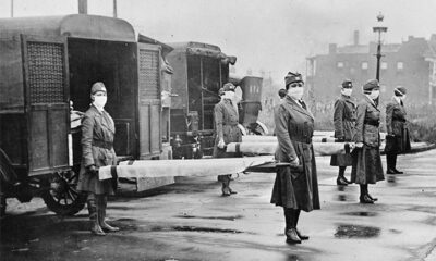 COVID-19 Was Worse Than the Flu in NYC… the 1918 Flu