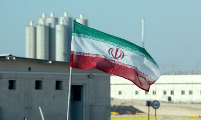 U.N. Watchdog: Iran's Uranium Stockpile 10X Higher than Nuclear Deal Limit