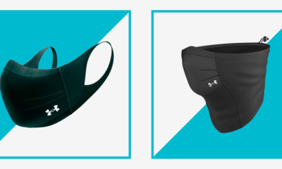 Under Armour's SportsMask Makes Outdoor Workouts Easier